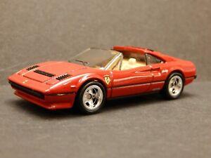HW Retro Entertainment 2012 Ferrari 308 GTS Robin1 Magnum P.I. Higgins TC MINT