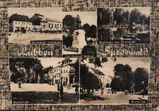 LÜBBEN, Ansichtskarte 1975, Lübben im Spreewald  - Lichtspiele Bootshafen Strand