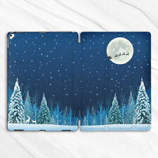 Christmas Forest Nature Case For iPad Pro 9.7 10.2 10.5 11 12.9 Air Mini 2 3 5