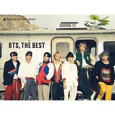 "BTS Japanese 3rd Compilation Album ""BTS, THE BEST"" First Press Type-B 2CD+2DVD"