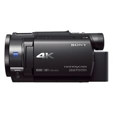 Sony FDR-AX 33 B Full HD Camcorder 4K CMOS Sensor Videokamera Wifi Carl Zeiss