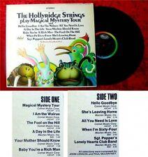 LP Hollyridge Strings Play Magical Mystery Tour