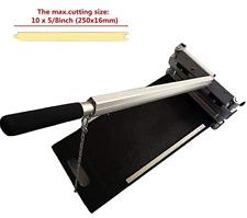 """10"""" Laminate Floor Cutter for Laminate Siding Rigid Core Vinyl MC-250"""