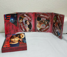 Smallville The Complete Fifth Season Dvd 2006 6-Disc Set Tv Show