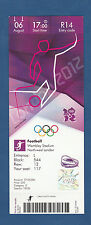 Orig. Ticket Olympic Games London 2012 France-Japan 1/2 Finale/B!