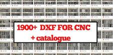 1900 Dxf Files Cnc Vectors Plasma Router Laser Cut Patterns Digital Art