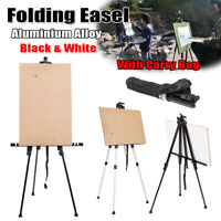 Foldable Tripod Easel Stand Artist Painters Art Drawing Poster Boards Display