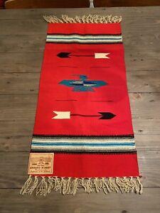 Vintage Chimayo Blanket
