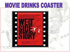 west side story Movie Clip Drinks Coaster