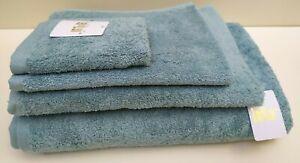 SOFT towels, Luxury,100% Combed Cotton, 4Pcs Towel Set, 650gsm, LEI con LUI.
