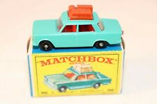 Matchbox Lesney No 56 Fiat 1500 perfect mint in box all original condition