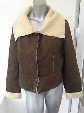 Women's Cotton Blend Waist Length Plus Size Coats & Jackets