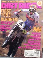 Dirt Rider Magazine KXs And YZ Reports September 1992 091917nonrh