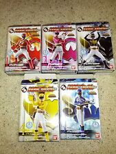 Tensou Sentai Goseiger Figure 6 Empty Box Lot Bandai Power Ranger