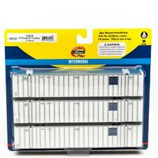 HO Scale Athearn 72539 * 53' Stoughton Container 3-PACK, NACS