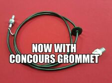 FORD FALCON XA XB XC GT SPEEDO CABLE FOR C10 C9 C4 AUTOMATIC V8 NOW WITH GROMMET