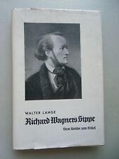 Richard Wagners Sippe Vom Urahn zum Engel 1938 Wagner