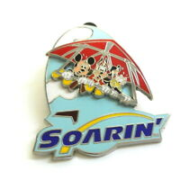 Soarin/' Over California FAB 3 Dangle Mickey Goofy Donald Disney Pin VHTF DCA