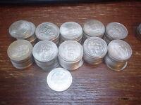 ANGEBOT , BRD , 1967 F , 10  x 5 DM Mark , Humboldt , Anlageposten / Investment