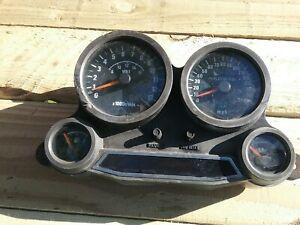 KAWASAKI GPZ  600 R  / 900 R EARLY CLOCKS