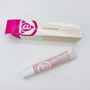Mary Kay At Play Jelly Lip Gloss Glow With It Eclatant .32 Oz #081929