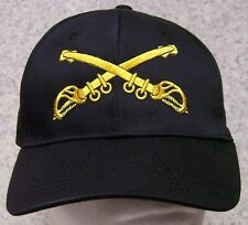 Embroidered Baseball Cap Military Army Cavalry NEW 1 hat size fits all
