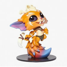 FIGURE LEAGUE OF LEGENDS GNAR 10 CM GATTO CAT LOL COSPLAY PC GAME GIOCO MANGA #1