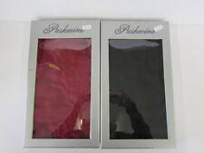 Unbranded Polyester Pashmina Scarves & Wraps for Women