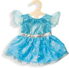 """Heless Puppenkleidung, Puppenkleid """"Eisprinzessin"""", für 35 - 45 cm Puppen"""