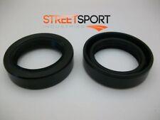 """Suzuki DR125 DR200 DR 125 200 SE """"86 - 09"""" - Fork Oil Seals - Set of 2 - NEW!!"""