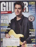 FEB 2010 GUITAR vintage music magazine JOHN MAYER