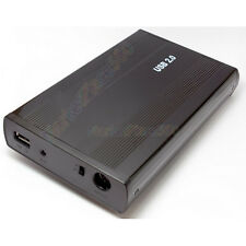 3.5 IDE HARD DISK CASE EXTERNAL USB 2.0 ENCLOSURE BOX