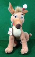 Charlie Christmas Carol All Dogs Plush 1998 Height 7 inch Used LN Soft      1127