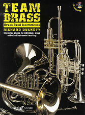 Team Brass: Brass Band Instruments (Includes CD)