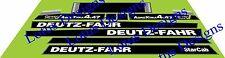 deutz fahr AgroXtra DX4.47 stickers / decals