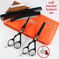 """5.5"""" professionelle Schere Friseur Friseurschere Effilier Scheren Linkshänder"""