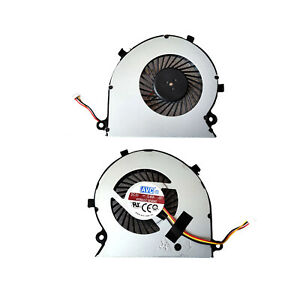 New CPU Cooling Fan 3 Pin For Toshiba Satellite Radius P55W-B Series BAAA0705R5H