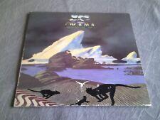 YES -DRAMA, Vinyl LP, Gatefold, Lyric Insert, Atlantic 1980