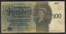 Germany - Old 100 Mark Note - 1924 - P178 - FINE