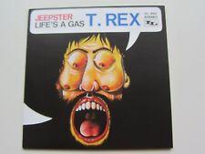 MARC BOLAN & T REX 2015 GB édition limitée 45 JEEPSTER Life's A GAZ EX