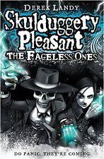The Faceless Ones (Skulduggery Pleasant - book 3),Derek Landy