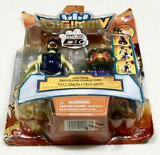 Digimon Data Squad Lightning Digivolving Characters (Falcomon to Peckmon) ~