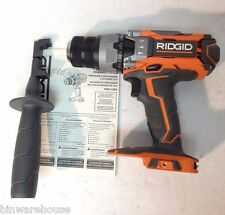 Ridgid R8611503 NEW GEN5X 18V Lithium Hammer Drill with Belt Hook - Tool Only