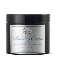 The Art Of Shaving-Shaving Cream Ocean Kelp - Light Aromatic - 5.0 Oz NEW UNBOX