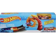 Hot Wheels Flame Jumper Toy Playset with Car