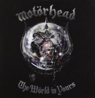 MOTÖRHEAD - THE WÖRLD IS YOURS  CD NEU