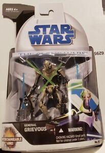 "Star Wars - Clone Wars (No. 6): General Grievous 3.75"" Figure"