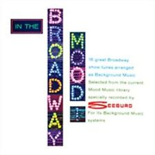 in The Broadway Mood 0799471572559 by Seeburg Music Library Inc. CD
