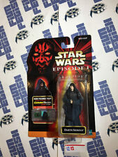 Star Wars: Episode I Darth Sidious Action Figure with Talking CommTech Chip 1212