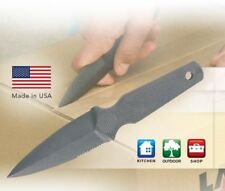 Lansky Knife Part Serrated Double Edge Blade Composite Plastic Construction NEW